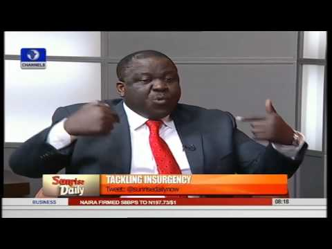 Security Experts Examine Nigeria's Renewed Fight Against Terror Prt 4