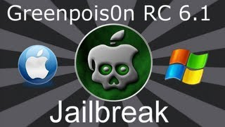 GreenPoison RC 6.1 Untethered 4.2.1 Jailbreak iPhone, iPod Touch, iPad & Apple Tv2