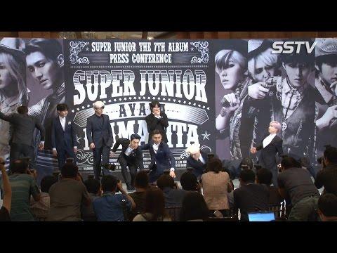 "[sstv] '컴백' 슈퍼주니어(super Junior) 이특 ""데뷔 10년차, 사랑+숙소생활 덕분"" video"