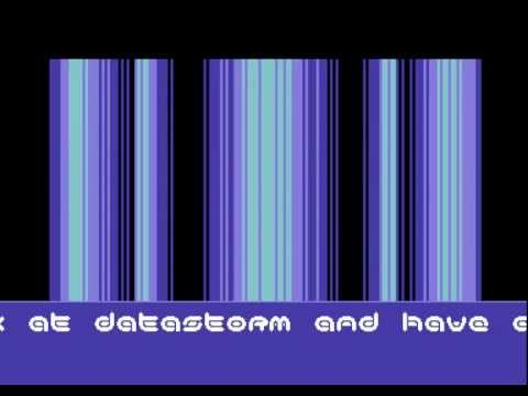 C64 Scenedemo One Quarter by Fairlight (Datastorm 2012)