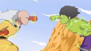 Saitama vs Hulk Part 2 | Destruction