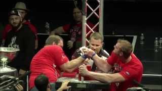 MATT MASK VS STEVE GREEN UAL 6