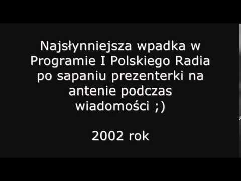 Polskie Radio Program 1 - wpadka - Darek