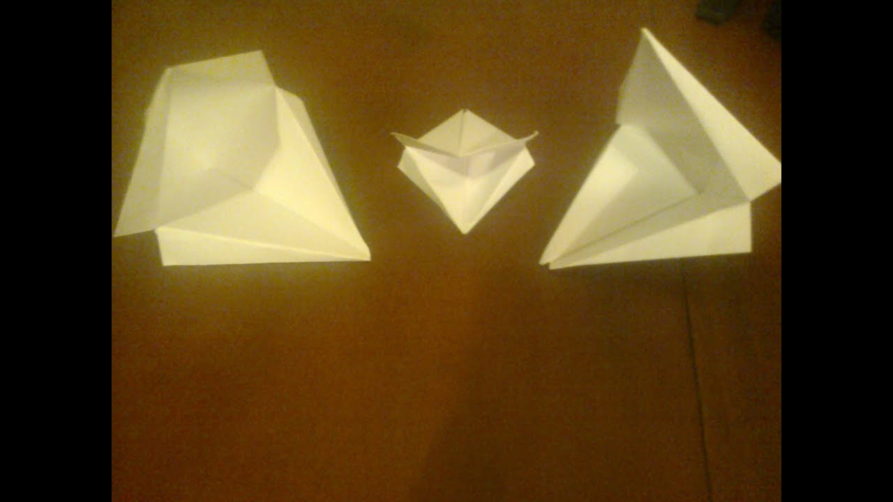 como hacer un pico de papel/how to make a paper spike - YouTube: www.youtube.com/watch?v=MSX0ePDcgTw