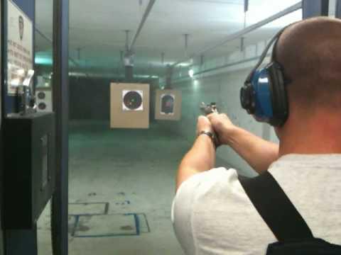 Shooting the Charter Arms .357 Target Mag Pug Revolver