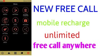 New free Calling app unlimited free call anywhere