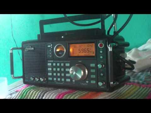 5965 kHz Radio Transmundial / (RTM Brasil) em Ondas Curtas