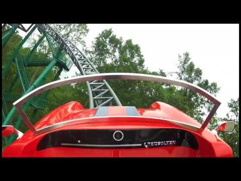 Official Verbolten® POV | Busch Gardens® Williamsburg VA