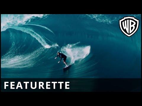 Point Break - Tahitian Surf Featurette - Official Warner Bros. UK