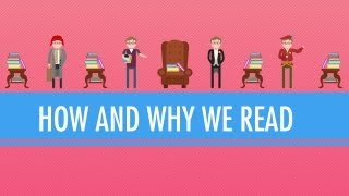 How and Why We Read: Crash Course English Literature #1