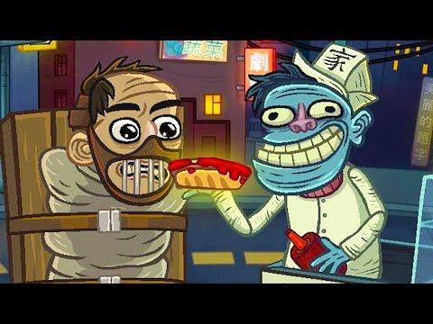 ТРОЛЛИМ ВСЕ ХОРРОРЫ В РЕАЛЬНОЙ ЖИЗНИ В МАЙНКРАФТЕ МУЛЬТИК - Troll Face Quest Horror