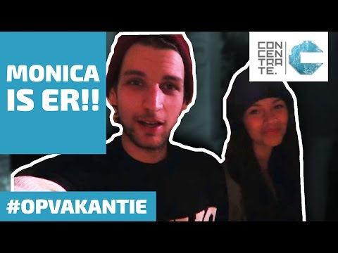 Monica Is Er!!! #WINTERSPORT VLOG 3 - CONCENTRATE #OPVAKANTIE