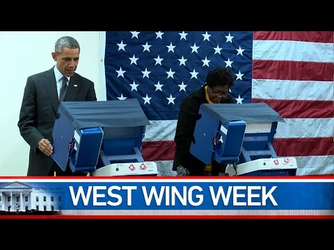 West Wing Week 10/24/14 or,