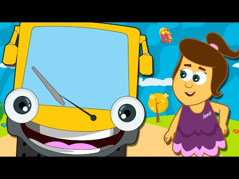 Wheels On The Bus | More Nursery Rhymes and Baby Songs Playlist For Kids | 100 Minutes Non-Stop Fun