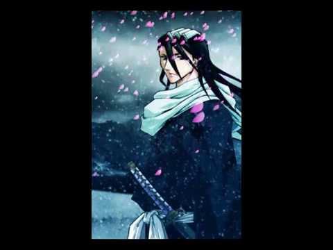 Byakuya cerisier effet sakura pétales after affect