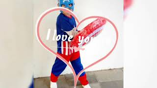 Aalaokik as Captain America Hkg D 2018