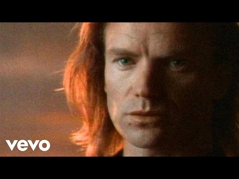 Sting - They dance alone  gueca