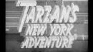 Tarzan's New York Adventure (1942) - Official Trailer