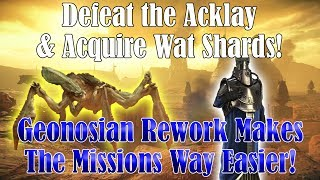 Acklay and Wat missions easier now! Win with reworked Geos! - Star Wars: Galaxy of Heroes