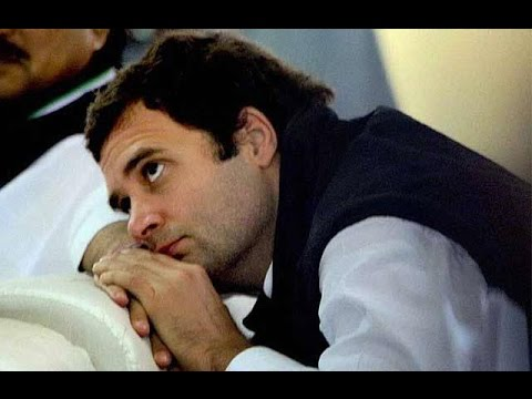 Excuses Congress Gave for Rahul Gandhi Sleeping