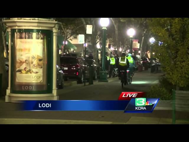 Lodi police increase presence for 'Blackout Wednesday'