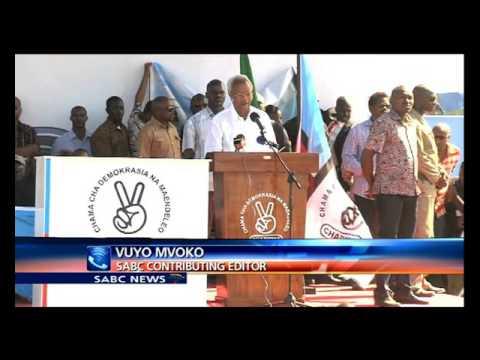 John Magufuli sworn in as the new Tanzania president