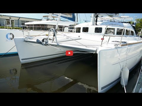 2018 Lagoon 380 catamaran for sale in Fort Lauderdale