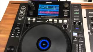 Gemini MIX2GO sound check