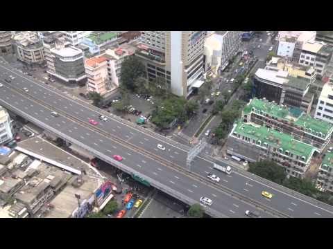 Silom – Bangkok ( iOS 8 – Time Lapse )