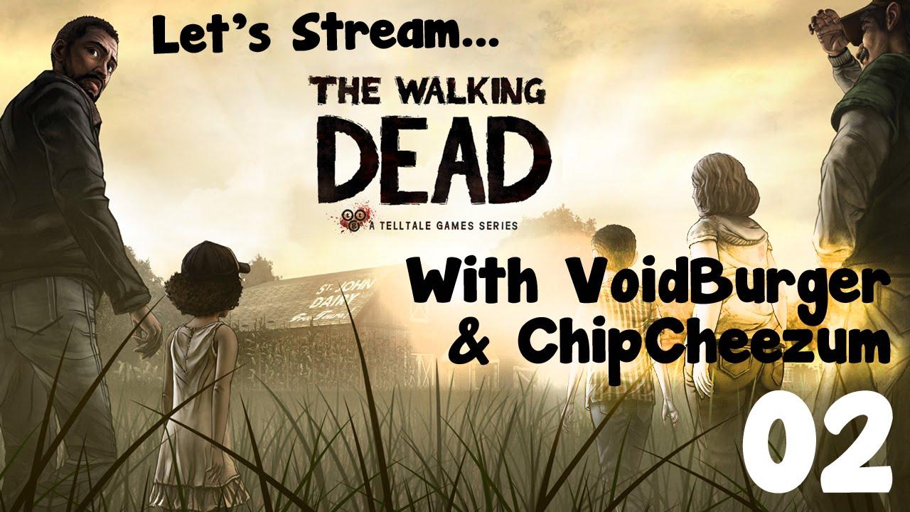 Walking dead stream