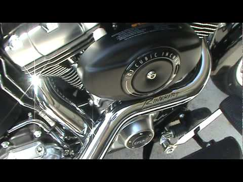 2012 Fat Boy Low with Rinehart Crossback Exhaust.mpg