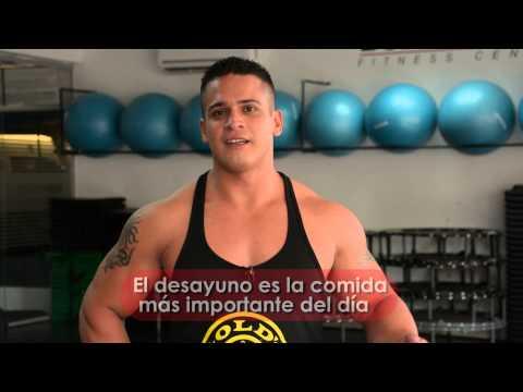 Dieta Basica Para El Gym