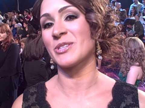 Melisa Martin en Premio lo Nuestro habla de NBL