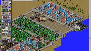 Прохождение игры simcity 2000