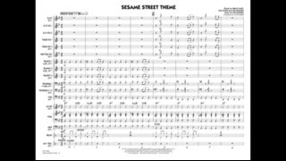 Sesame Street Theme arranged by John Berry