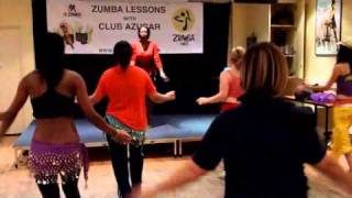 Club Azucar Zumba Marathon & Belly Dance Workshop with Solariss