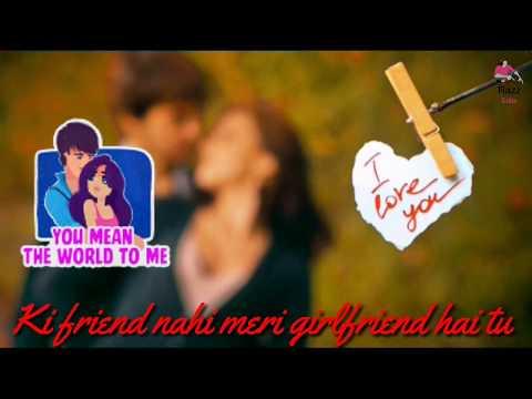 Bas itna hai tumse kehna | Arman malik | Romantic WhatsApp status video