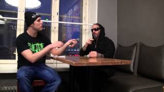 DEVILDRIVER Dez Fafara New Video Interview