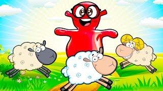 Mary Had a Little Lamb - Nursery Rhymes - Cartoon Animation Rhymes & Songs for Children