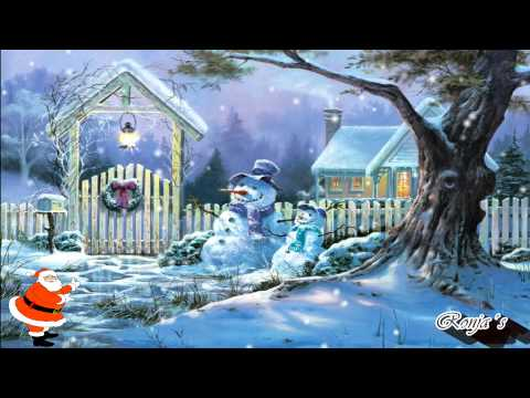 synger god jul