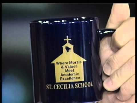 Coffee Cup Salute: St. Cecilia School