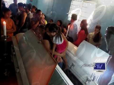 Caso de dos niñas de 10 y 14 años asesinadas salvajemente en Cunduacán - Velorio y peritajes
