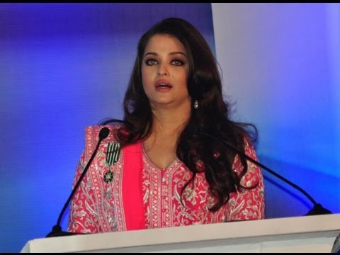 Bollywood Actress Aishwarya Rai Bachchan Awarded By French Embassy
