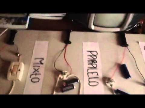 Como Hacer Circuitos Electricos Caseros Como Hacer el Circuito Serie