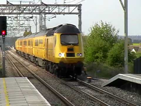 Trains at Cheddington Rush Hour Part 1