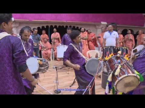Drum Beats Raas Garba Bhuj Mandir 2016