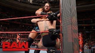 Big Cass gets some retribution against Rusev: Raw, Dec. 12, 2016