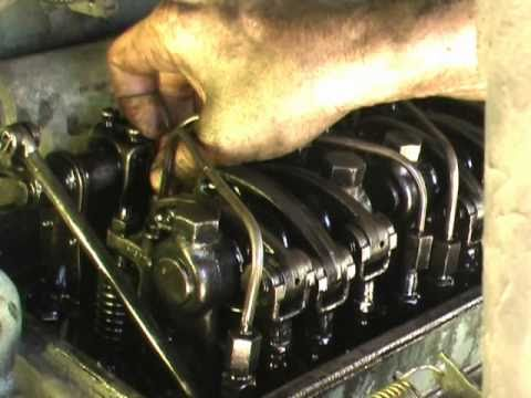injector replacement on detroit diesel 671 youtube. Black Bedroom Furniture Sets. Home Design Ideas