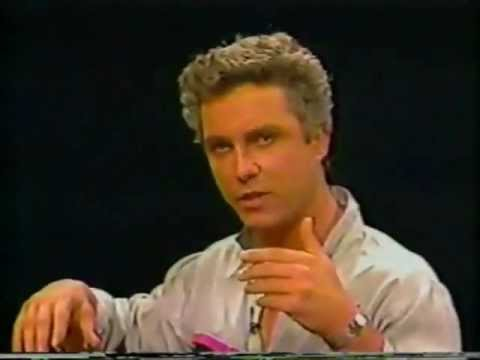 Manhunter: Interview with William L Petersen (1986)