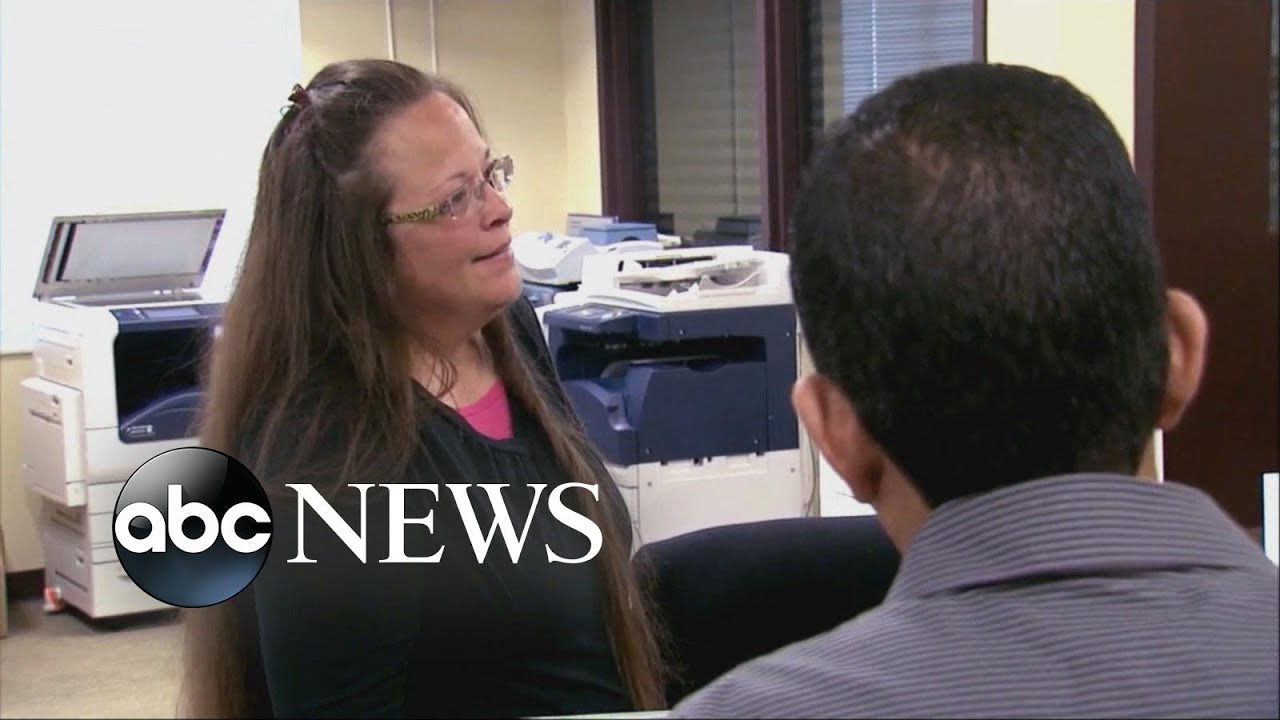 Kentucky County Clerk Defiant in Denying Marriage Licenses to Same Sex Couples